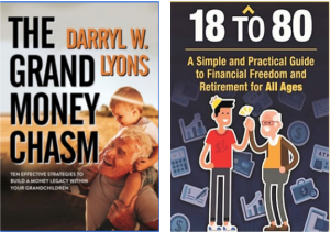 Books by Darryl W. Lyons-PAX Financial Group